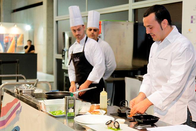 El chef José Manuel Miguel viene a Gastrónoma con sus dos estrellas Michelin en París