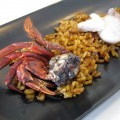 El arroz sólo tiene un punto de cocción y no es 'al dente', II Jornadas de Arroces Marineros de la playa Las Arenas, www.globalstylus.com