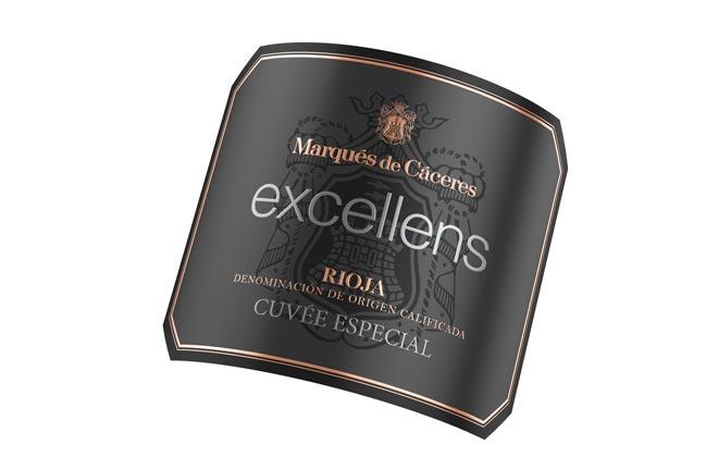 Marqués de Cáceres presenta en Valencia la gama Excellens, con una selección de vinos tradicionales y exclusivos