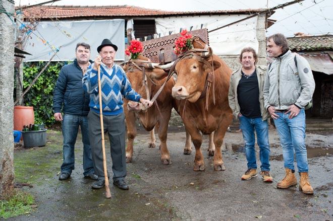 Los memorables 'txuletones' de las jornadas del buey de los Restaurantes  Sagardi