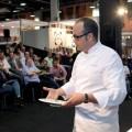Vicente Patiño, Talleres de cocina para todos los públicos en Gastrónoma, www.globalstylus.com