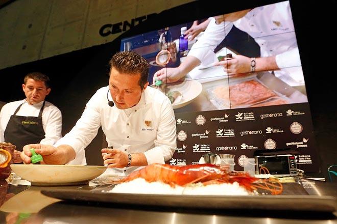 Gastrónoma mira con ambición al futuro tras recibir 15.000 visitantes en sólo tres jornadas, www.globalstylus.com, Kiko Moya