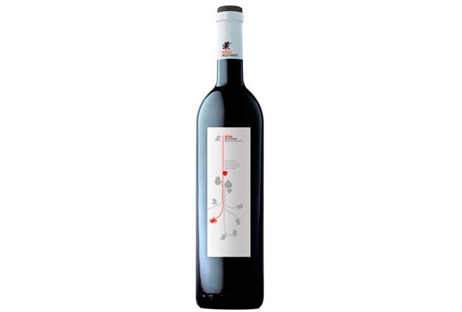 Depósitos centenarios para grandes vinos. Moma dels Frares