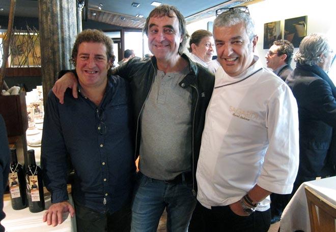 Los memorables 'txuletones' de las jornadas del buey de los Restaurantes  Sagardi, www.globalstylus.com
