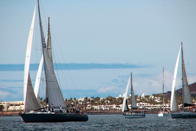 Cuenta atrás para la salida del Gran Prix del Atlántico desde Lanzarote