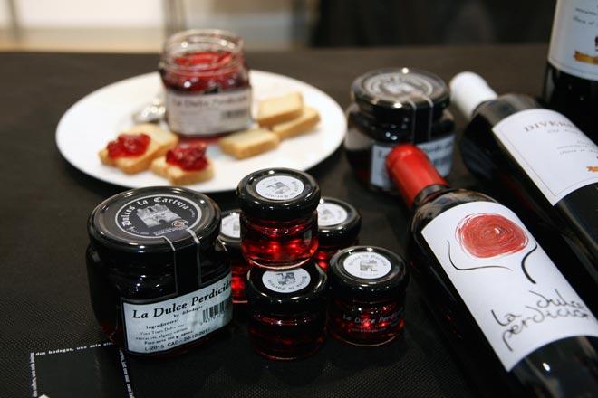 Di Viñedos y Bodegas presenta el vino sólido 'Dulce Perdición' en la Fira del Vi de Castelló