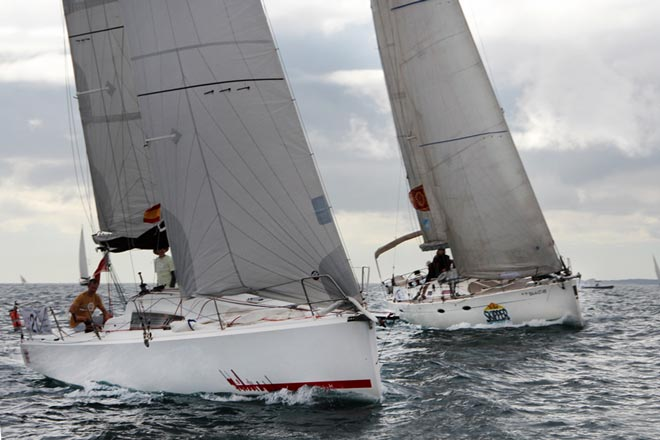 El Gran Prix del Atlántico zarpa rumbo a Puerto Rico en una espectacular salida, www.globalstylus.com, www.stylusnautica.com,