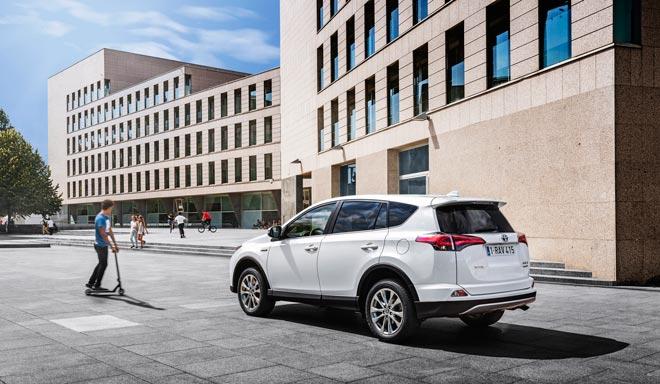El primer todocamino con tecnología Full Hybrid de Europa es el RAV4 de Toyota, www.globalstylus.com, www.styluscars.com,