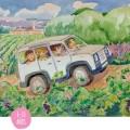 'La aventura del vino', primer volumen de una trilogía pensada para los más pequeños, Federico Oldenburg