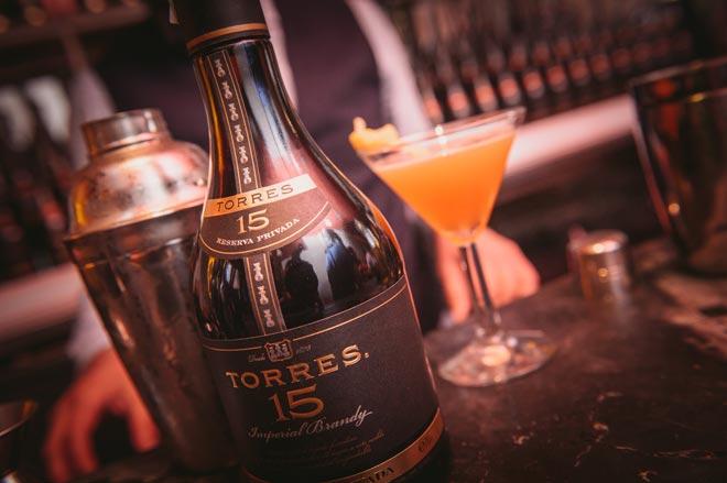 Torres Brandy gana posiciones en el top ten de los brandis y cognacs más apreciados del mundo