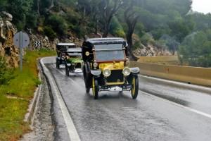 El fin de semana es para el Rally Internacional de Coches de Epoca Barcelona-Sitges