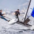 Echávarri y Pacheco logran el pasaporte a Río con su victoria en Hyères