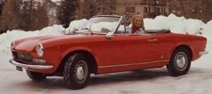 Fiat 124 Spider rinde homenaje a su pasado glorioso