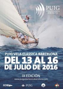 Récord de inscritos en la IX Regata Puig Vela Clàssica Barcelona a un mes de su celebración