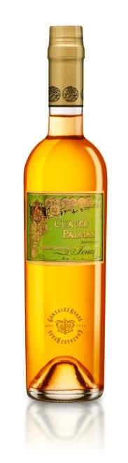 Amontillado Cuatro Palmas, González Byass
