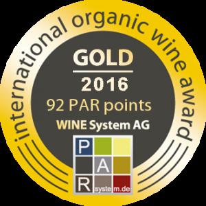 El Rebel·lia de Vegalfaro Gold Medal con 92 puntos en Bioweinpreis por segundo año consecutivo