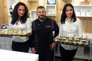 """FRINSA presenta en Valencia """"La Conservera Experience"""" con un showcooking de Alejandro Platero, GlobalStylus"""
