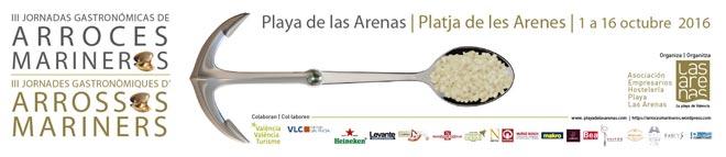 Las Jornadas Gastronómicas de Arroces Marineros de la playa de Las Arenas encienden fogones en Valencia