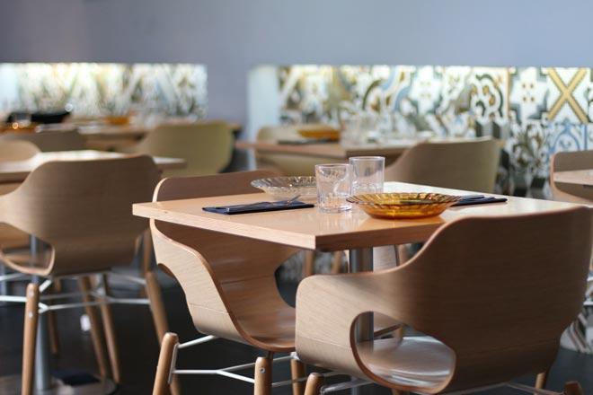 Quique Dacosta inaugura la temporada de cursos de cocina en Valencia, Mercatbar