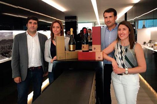 Vegamar presenta 'Esencia', su gama más exclusiva, Cava, tinto,