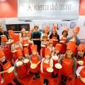 Gastrónoma 2016 prepara un variado menú de cursos con 'Valencia Club Cocina'