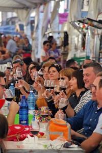 Benlloch abre posibilidades a los pequeños productores de vino, Festa de la verema Benlloch