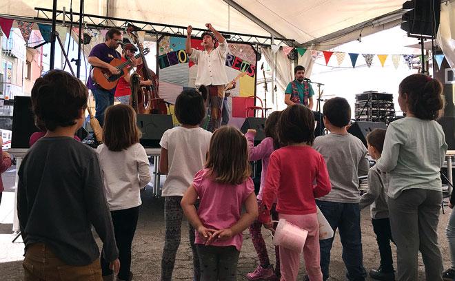 Festa de la verema Benlloch, Festival Comarca Viniterrània de música de fiesta.