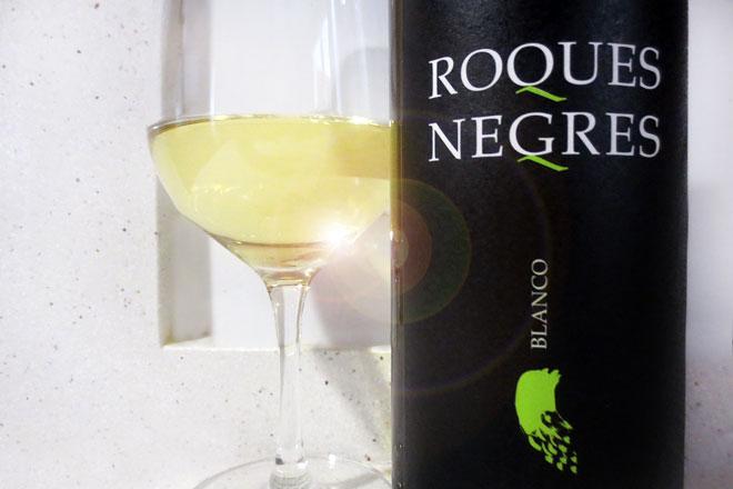 Roques Negres 2015 Macabeo, de El Mollet, Vino y Cultura