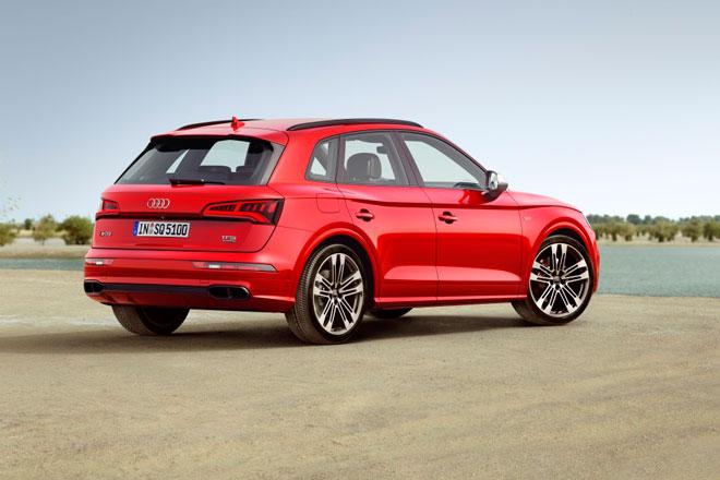 Audi SQ5 3.0 TFSI, dinámico y emocional