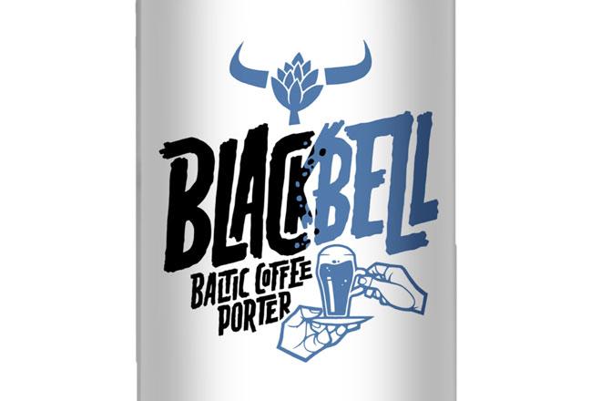 Cerveza negra a media tarde. BlackBell, Zeta Beer