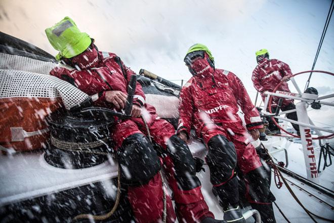 MAPFRE volverá a dar la vuelta al Mundo a vela  en la Volvo Ocean Race