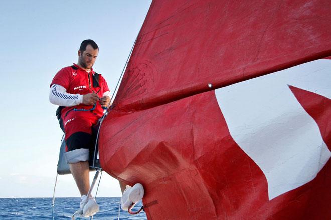 MAPFRE, objetivo: 'Ganar la Volvo Ocean Race'