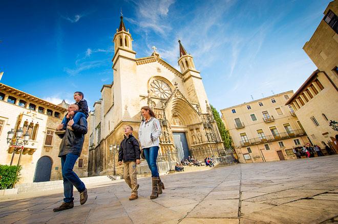 Vilafranca del Penedès abre sus tesoros medievales en visitas guiadas