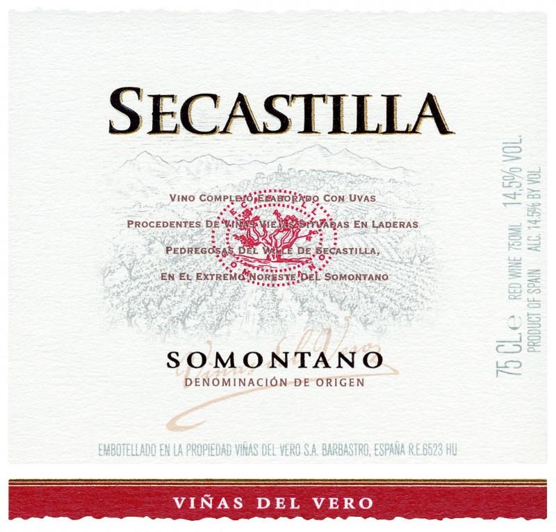 La Garnacha de Los Pirineos. Pago de Secastilla, Somontano, Viñas del Vero