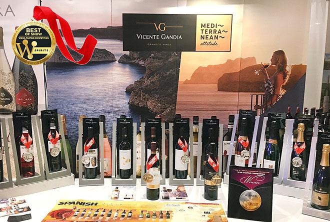Vicente Gandía triunfa en los Estados Unidos de costa a costa