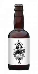 Cervezas Zeta presenta My Name Was Barack, envejecida en barrica de roble