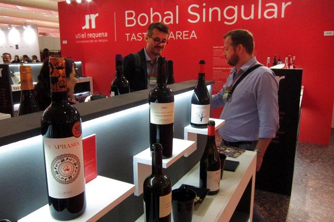 Sarah J. Evans, Master of Wine, defiende la Bobal en FENAVIN