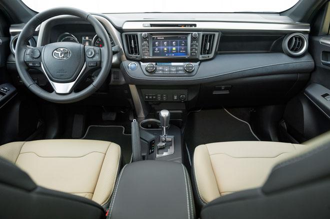 Toyota RAV4 hybrid Feel, más equipamiento y nuevos acabados. www.GlobalStylus.com