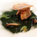 Ampar, el restaurante del hotel Hospes Palau de la Mar, pide pista para despegar con Carlos Julián