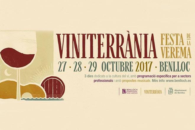 Cap de semana de música i vi al Festival Viniterrània de Benlloch