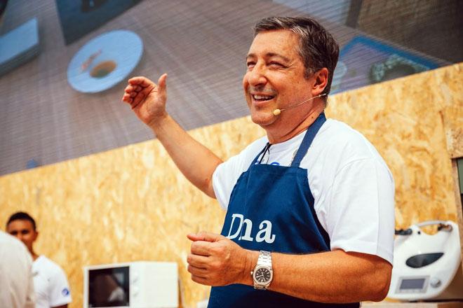 Dénia cierra el D*na Festival Gastronómico con los mejores chefs de una época