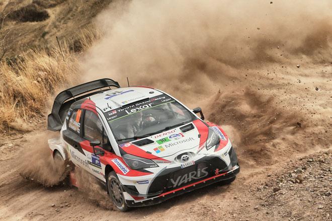 Toyota Yaris hybrid VS Yaris WRC: dos formas de obtener el máximo rendimiento