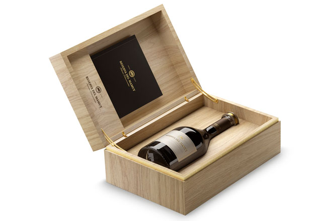 Reserva del Mamut 1985, el brandy más exclusivo de la Familia Torres