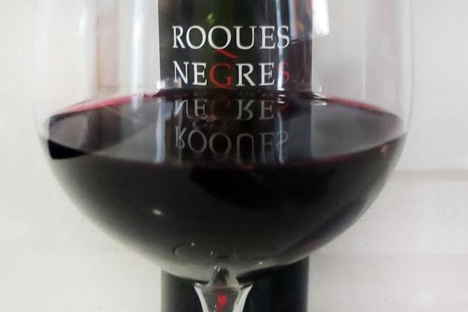 Roques Negres Garnacha-Syrah 2016, El Mollet, Vino y Cultura