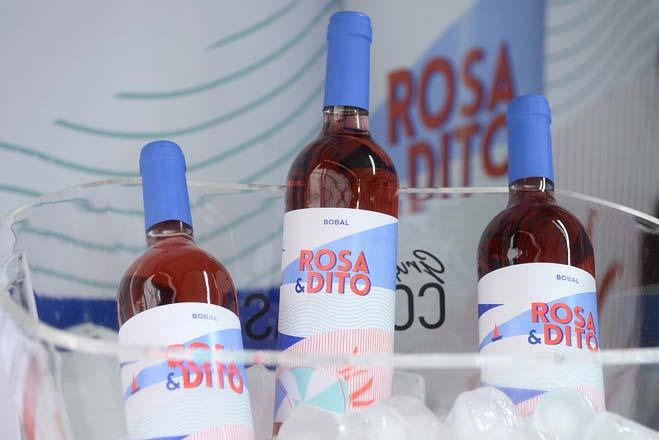 Rosa & Dito, el rosado más desenfadado de Coviñas
