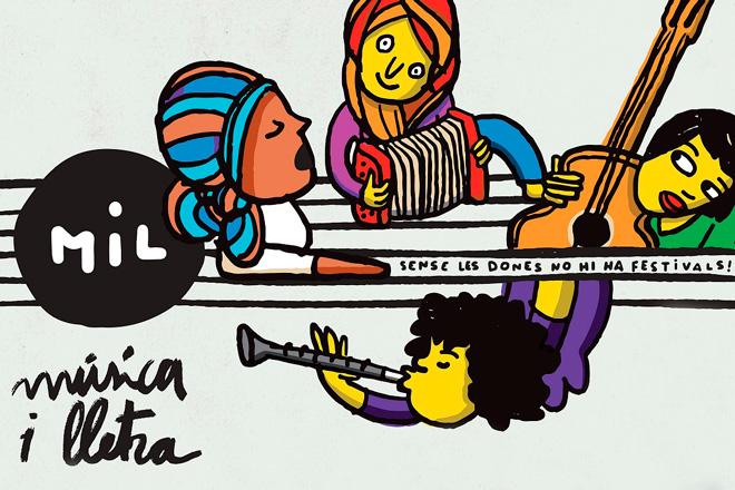 Nueve conciertos de autor con alma feminista en el MiL de Xàtiva