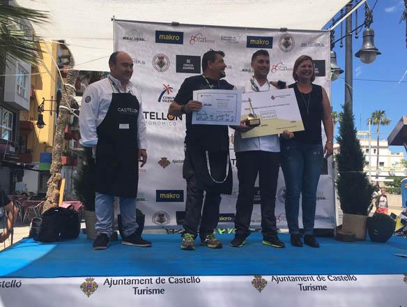Borja Jesús Llidó se proclama vencedor del primer Concurso Internacional Arrocito de Castelló