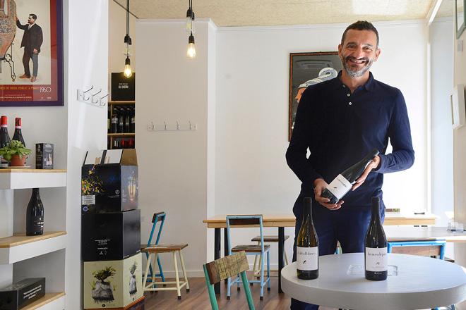 Diego Fernández, de Viticultores Lo Necesario, Mejor Enólogo del Año