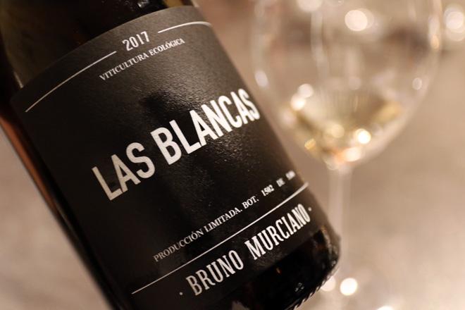 Las Blancas 2017, de Bruno Murciano