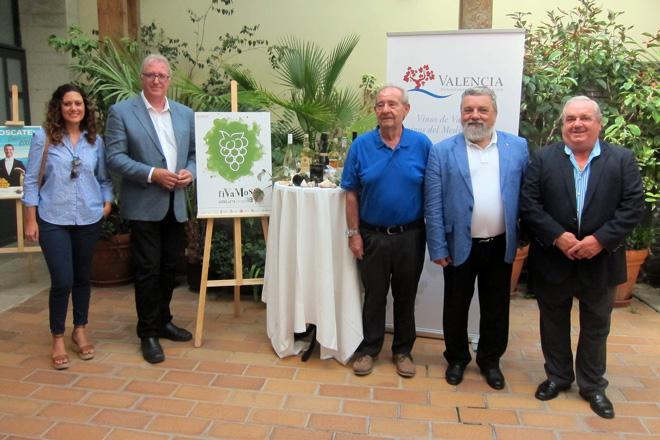 FIVAMOS, la primera Feria Valenciana del Moscatel, se celebrará en Godelleta